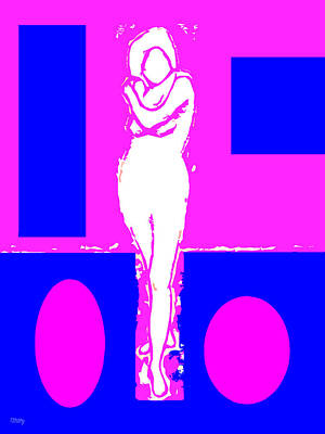 Royalty-Free and Rights-Managed Images - Nude 18 by Patrick J Murphy