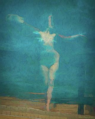 Venice Beach Bungalow - Nude jennifer 07 by Mike Penney