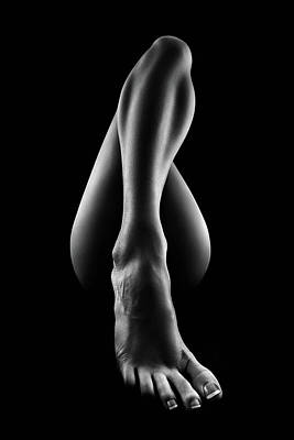 Photo Royalty Free Images - Nude woman bodyscape 56 Royalty-Free Image by Johan Swanepoel
