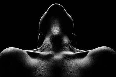Royalty-Free and Rights-Managed Images - Nude woman bodyscape 63 by Johan Swanepoel