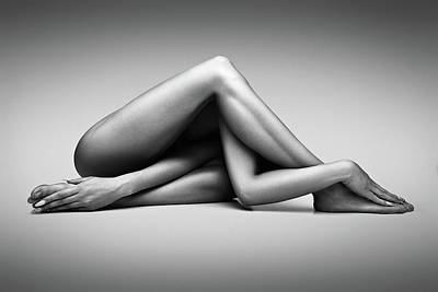 Royalty-Free and Rights-Managed Images - Nude woman fine art 13 by Johan Swanepoel