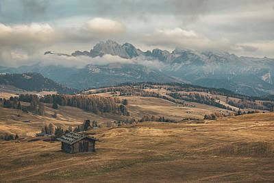 Pasta Al Dente - Odle Mountains - Alpe di Siusi by Elias Pentikis