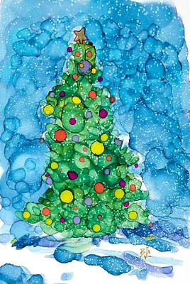 Design Turnpike Books Royalty Free Images - Oh Christmas Tree Royalty-Free Image by Billie Colson
