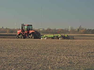 Photograph - Ohio Harvest #2 by Robert Worth