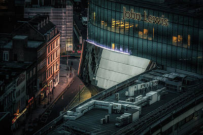 Not Your Everyday Rainbow - Old And New Night Time Shopping Experiences by Chris Fletcher