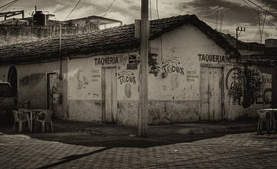 Fruits And Vegetables Still Life - Old Barra Taqueria by Doug Matthews