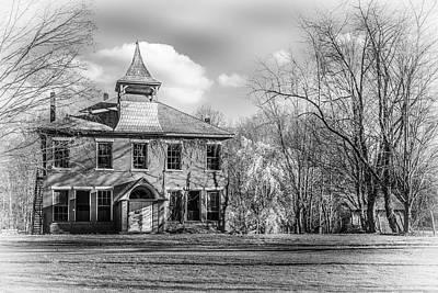 Katharine Hepburn - Old Barrack School 1 by Jim Love