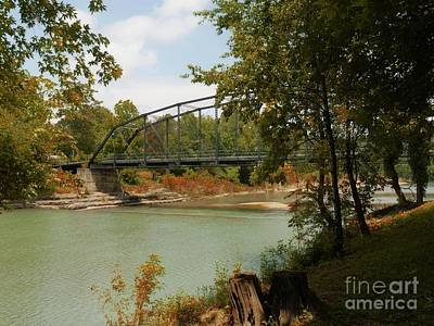 Namaste With Pixels Royalty Free Images - Old wooden bridge in Autumn Royalty-Free Image by On da Raks