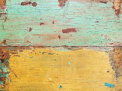 Royalty-Free and Rights-Managed Images - Old Wooden Grunge Texture by Julien