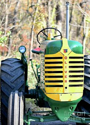 Travel Rights Managed Images - Oliver Tractor Royalty-Free Image by Susan Bonner