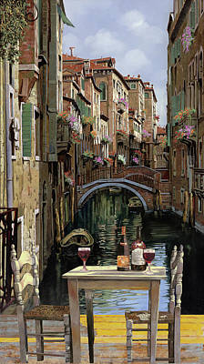 Royalty-Free and Rights-Managed Images - Ombre A Venezia by Guido Borelli