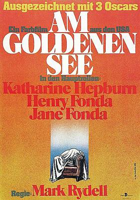 Royalty-Free and Rights-Managed Images - On Golden Pond, 1981 by Stars on Art