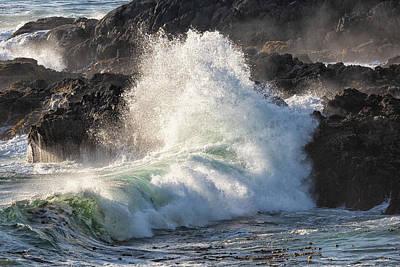 State Love Nancy Ingersoll - On The Rocks by Randy Hall