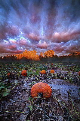 The Playroom Royalty Free Images - Once Upon A Pumpkin Time Royalty-Free Image by Phil Koch