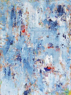 Painting - Open Heart 1 by Angela Bushman