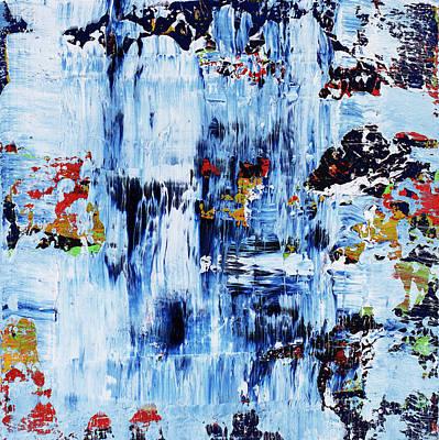 Painting - Open Heart 10 by Angela Bushman