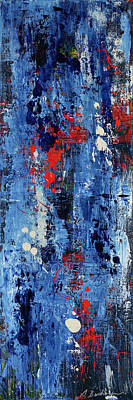 Painting - Open Heart 11 by Angela Bushman