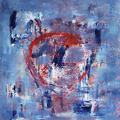 Painting - Open Heart 2 by Angela Bushman