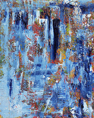 Painting - Open Heart 3 by Angela Bushman