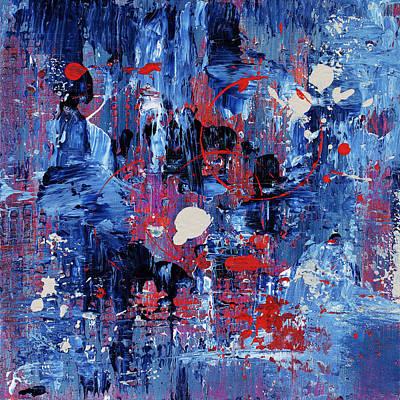 Painting - Open Heart 7 by Angela Bushman