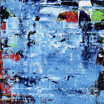 Painting - Open Heart 8 by Angela Bushman