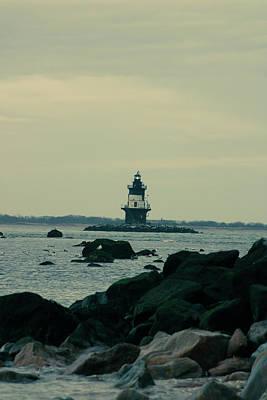 Sean - Orient Point Lighthouse by Selena Lorraine