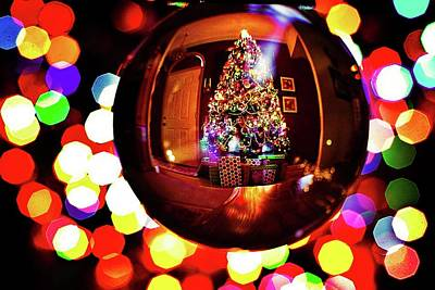 New Years - Ornament Christmas by Teresa Trotter