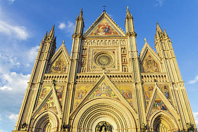 Fathers Day 1 - Orvieto Cathedral by Fabiano Di Paolo