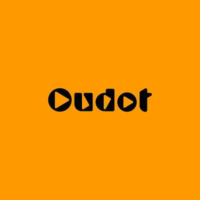 Digital Art - Oudot by TintoDesigns