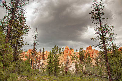 Queen Rights Managed Images - Overcast Bryce Royalty-Free Image by Rob Hemphill