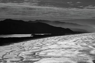 Photograph - Pacific Ocean Coastline, Oregon, USA - 8032 by Wally Hampton