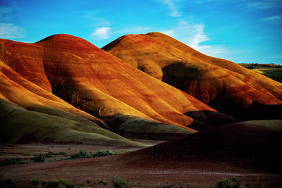 Parks - Painted Hills 2 by Pelo Blanco Photo