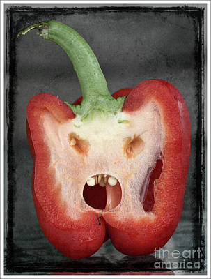Photograph - Pareidolia by Russell Brown