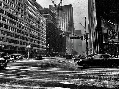 Katharine Hepburn - Park Ave by D R