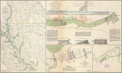 Edward Hopper - Parts of Arkansas and Louisiana by Artistic Panda