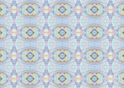 Safari - Pastel Pattern by Barbie Corbett-Newmin