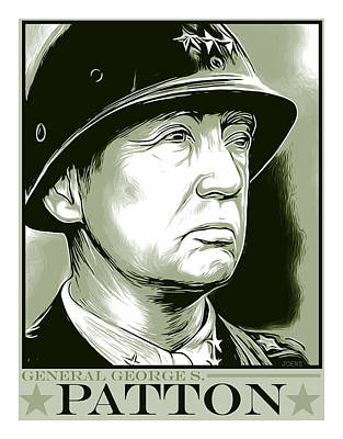 Stone Cold - Patton by Greg Joens