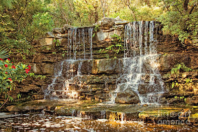 Amy Weiss - Peaceful Morning Waterfall Remix by Gary Richards