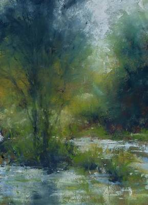 Painting - Peaceful Reflection by Debbie Robinson