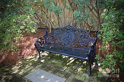 American Milestones - Peaceful Resting Place by Linda Covino
