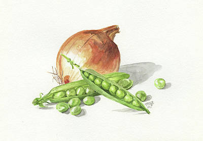 Unicorn Dust - Peas and Onions by Taphath Foose