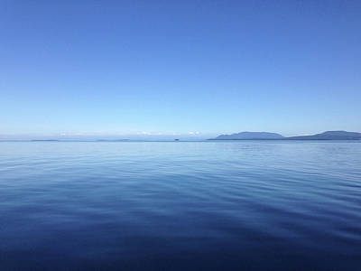 Photograph - Pender Blue by Kathy Chung