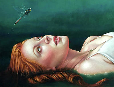 Pastel - Petronella by Melanie Stimmell Van Latum