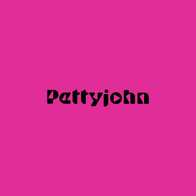 Royalty-Free and Rights-Managed Images - Pettyjohn by TintoDesigns