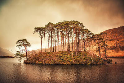 Photograph - Picturesque Loch Eilt by Philippe Sainte-Laudy