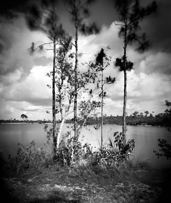 Classic Golf - Pinhole Pine Glades Lake - 2- Everglades by Rudy Umans