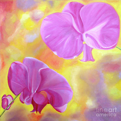 Painting - Pink Beauty by Julieanne Case