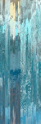 Digital Art - Pixel Sorting 131 by Chris Butler