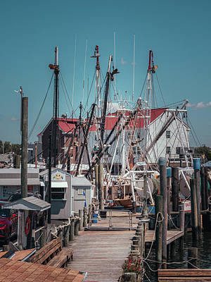Route 66 - Point Pleasant Dock by David Oakill