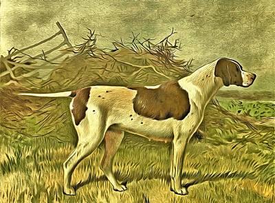 Advertising Archives - Pointer Dog pr by John Shepherd